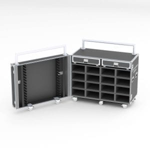 Cart Style Shipping Cases