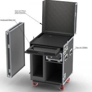 Mobile Workstation Shipping Case 56-62