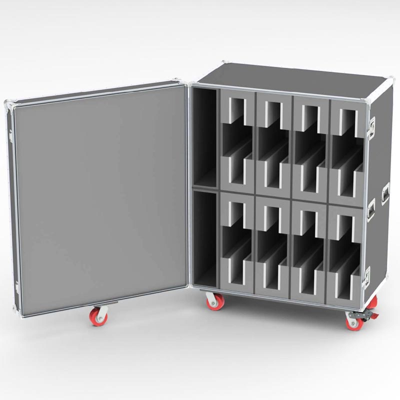 #52-1424 Shipping Case Video Walls