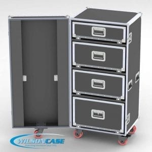 44-2960 Shipping case for mobile classroom