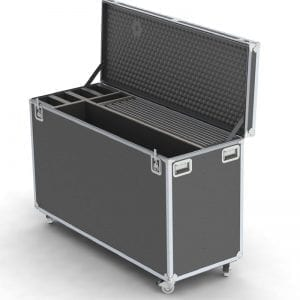 58-1383A Shipping case for posters, banners and stands
