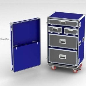 68-1148 Athletic Travel Trunk