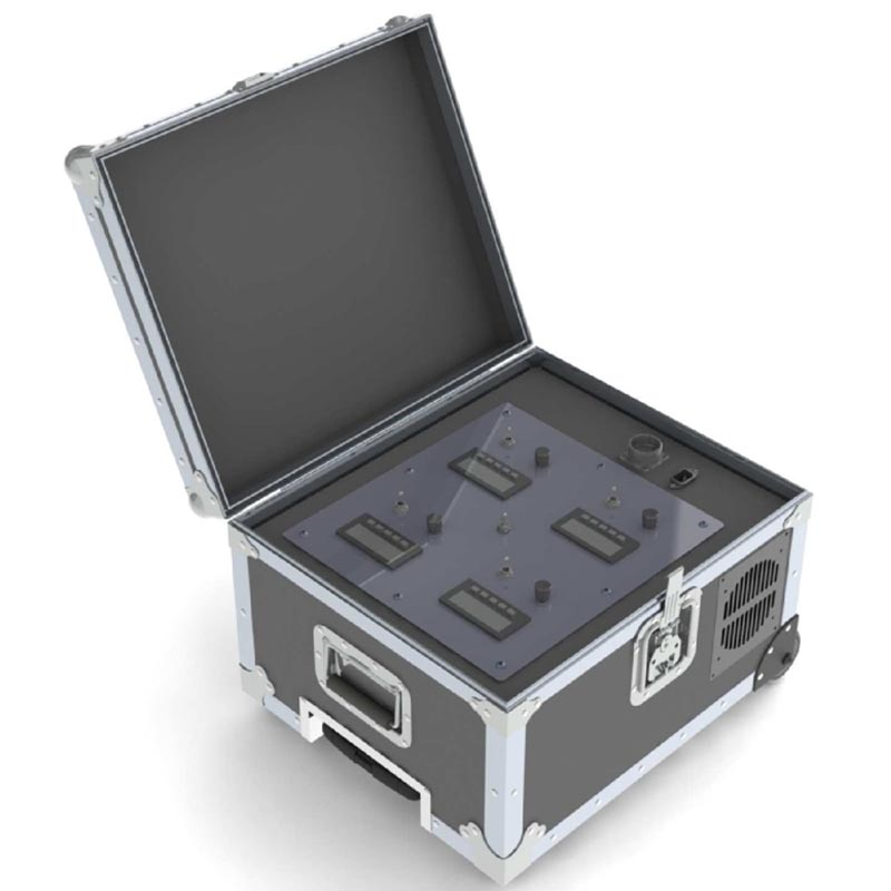 #40-1207A Shipping case for speed simulator